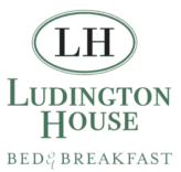 Ludington House Bed and Breakfast logo