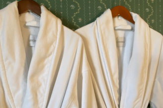 two guest robes